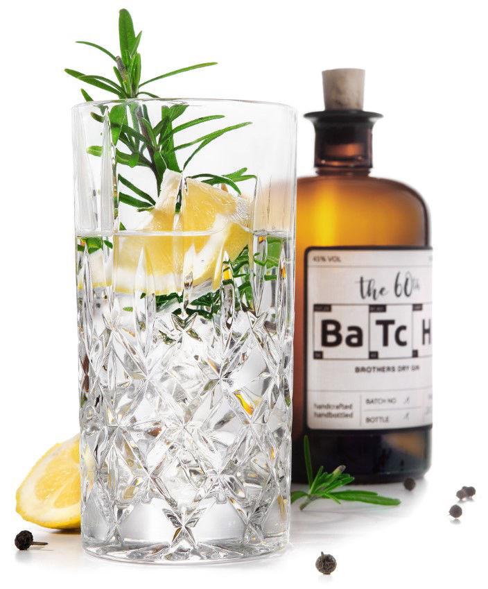 BROTHERS DISTILLERY - The 60th Batch Gin Tonic